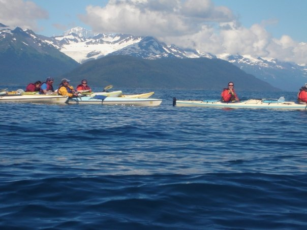 kayaking alaska ry