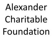 alexander charitable foundation