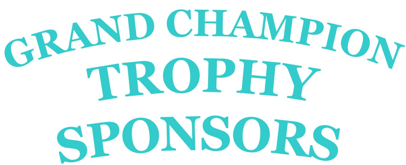 grand champ trophy sponsors TITLE